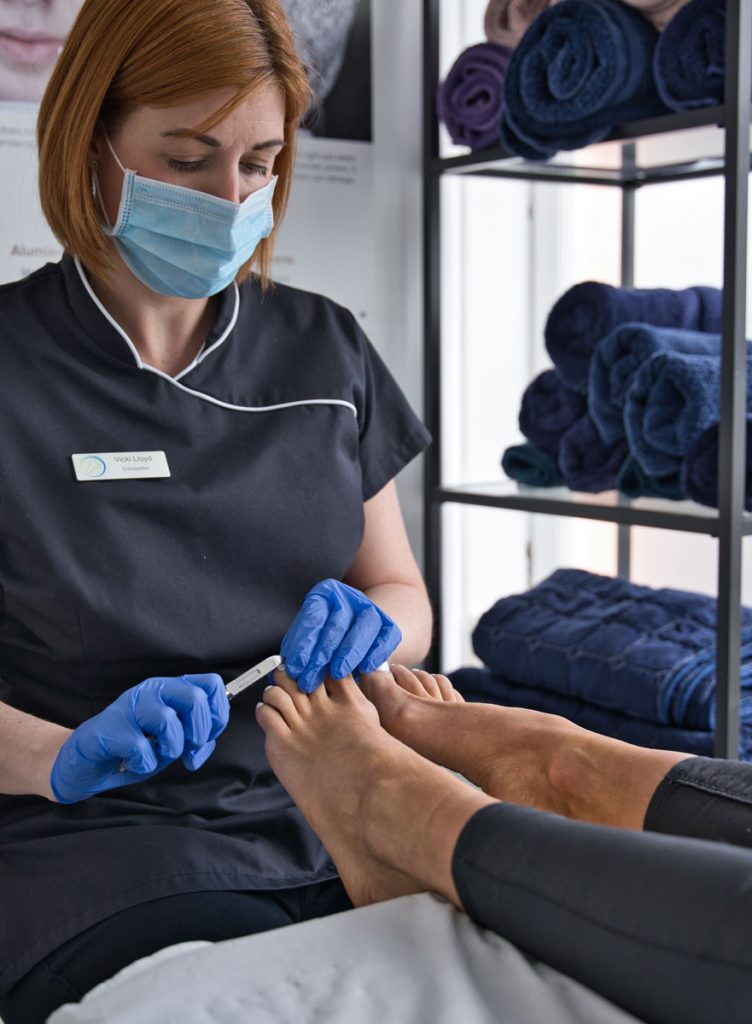 Fox and Rae Skin Clinic Beauty Nails Treatments Rustington West Sussex