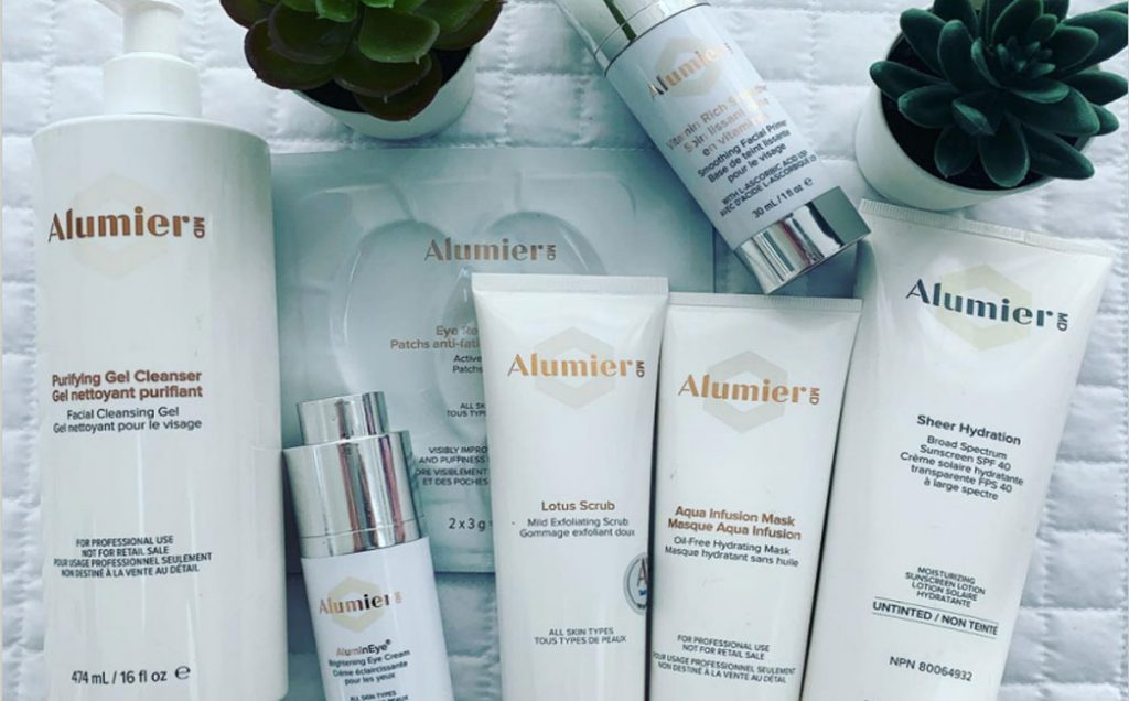 Fox and Rae Skin Clinic Beauty Treatments Alumier Peel Rustington West Sussex